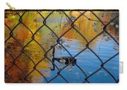 Black Swan On Watercolor Carry-all Pouch