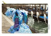 Blue Angel 2015 Carnevale Di Venezia Italia Carry-all Pouch