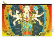 Bodhisattva Of Compassion Carry-all Pouch