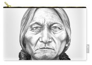 Chief Sitting Bull Carry-all Pouch