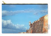 El Morro Fortress Rainbow Carry-all Pouch