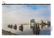 Fog In The Bay 2 Carry-all Pouch