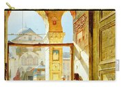 Gate Of The Great Mosque. Damascus Carry-all Pouch