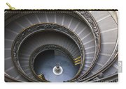 Heart Of The Vatican Museum Carry-all Pouch by Sandra Bronstein