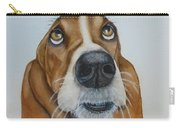 Hound Dog Eyes Carry-all Pouch