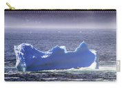 Iceberg Floating By Carry-all Pouch