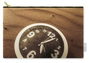 In Waves Of Lost Time Carry-all Pouch