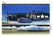 Into The Blue American War Planes Carry-all Pouch