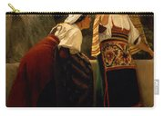 Italian Women From Abruzzo  Carry-all Pouch