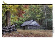 Jim Bales Place Barn Along Roaring Fork Motor Trail Carry-all Pouch