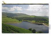 Kinder Reservoir From White Brow Carry-all Pouch