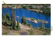 Lila Lake Carry-all Pouch