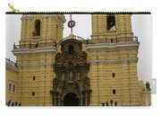 Lima Peru Church Carry-all Pouch