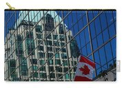 Modern Architecture - City Reflection Vancouver  Carry-all Pouch