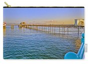 Mumbles Pier And Lifeboat Station Carry-all Pouch