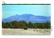New Mexico Mountains Carry-all Pouch