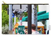 # One Stolen Sign Key West  Carry-all Pouch
