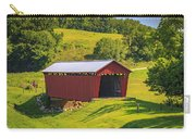 Parrish  Covered Bridge  Carry-all Pouch