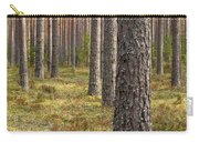 Pine Forest Carry-all Pouch