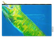 Prized Dolphin Painting Carry-all Pouch