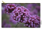 Purpletop Vervain Carry-all Pouch