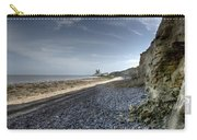 Reculver From Bishopstone Beach Carry-all Pouch