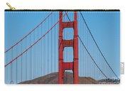 San Fransisco Bay Bridge Carry-all Pouch