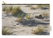 Sand And Driftwood Popham Beach Maine Carry-all Pouch