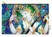 Saraswati 2 Carry-all Pouch by Lanjee Chee