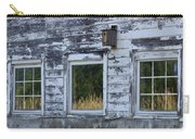 Summer Triptych Carry-all Pouch