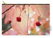 Shakkalin Euonymus  Carry-all Pouch
