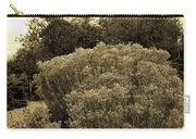 Shrub In Santa Fe Carry-all Pouch