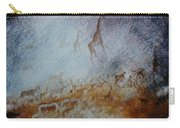 South African  Pertroglyph Carry-all Pouch
