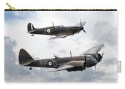 Spitfire And Blenheim Carry-all Pouch