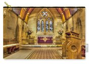 St Lawrence Seal Chart - Chancel Carry-all Pouch