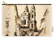 St. Nicholas Church In Prague Carry-all Pouch