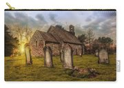 St Oswald At Sundown Carry-all Pouch