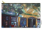 Starbucks Hangout Carry-all Pouch by Ylli Haruni