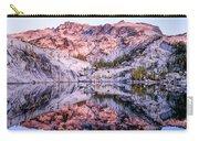 Leprechaun Lake Sunrise Carry-all Pouch