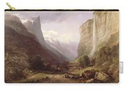 Swiss Scene Carry-all Pouch