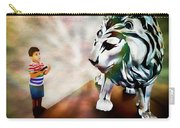 The Boy And The Lion 2 Carry-all Pouch