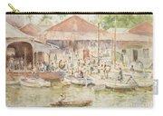 The Market Belize British Honduras Carry-all Pouch