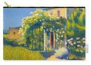 The Studio At Alet-les-bains Carry-all Pouch