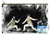 The World Cup Women's Foil  2  Carry-all Pouch