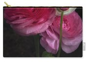 Three And A Half Blooms Carry-all Pouch