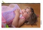 Tired Angel Carry-all Pouch