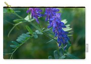 Tufted Vetch Carry-all Pouch