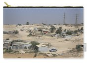 Unrecognized, Beduin Shanty Township  Carry-all Pouch