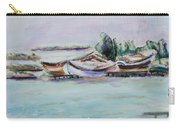 Venice Lagoon Carry-all Pouch