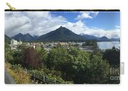 View From Top Of Castle Hill Sitka Alaska 2015 Carry-all Pouch